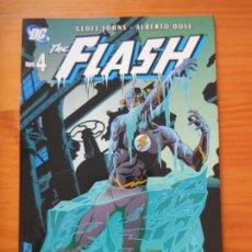 Cómics: THE FLASH Nº 4 - DC - PLANETA (9M). Lote 243823555