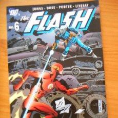 Cómics: THE FLASH Nº 6 - DC - PLANETA (9M). Lote 243823695