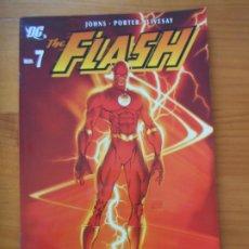 Cómics: THE FLASH Nº 7 - DC - PLANETA (9M). Lote 243823855