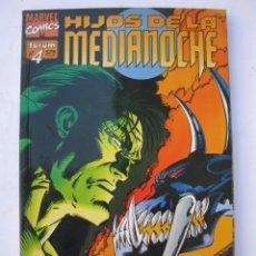 Cómics: HIJOS DE LA MEDIANOCHE - Nº 4 - MARVEL COMICS - FORUM - PLANETA DE AGOSTINI - AÑO 1995.. Lote 243838020