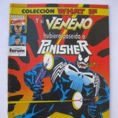 Cómics: COLECCIÓN WHAT IF - Nº 54 - MARVEL COMICS - FORUM - PLANETA DE AGOSTINI - AÑO 1993.. Lote 243840390