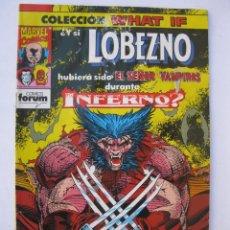 Cómics: COLECCIÓN WHAT IF - Nº 47 - MARVEL COMICS - FORUM - PLANETA DE AGOSTINI - AÑO 1993.. Lote 243840905