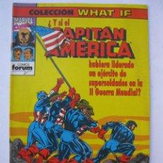 Cómics: COLECCIÓN WHAT IF - Nº 38 - MARVEL COMICS - FORUM - PLANETA DE AGOSTINI - AÑO 1992.. Lote 243841670
