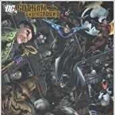 Cómics: BATMAN, GOTHAM UNDERGROUND. Lote 243872945