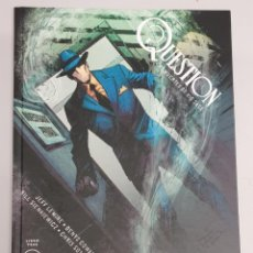 Cómics: QUESTION : LAS MUERTES DE VIC SACE Nº 3 - JEFF LEMIRE - BILL SIENKIEWICZ / DC - ECC. Lote 222469160
