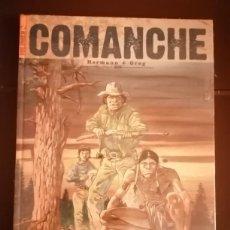Cómics: COMANCHE EDICION INTEGRAL VOLUMEN 2 DE HERMANN - GREG - PLANETA DEAGOSTINI. Lote 243904370