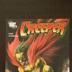 Cómics: CREEPER. NILES JUSTINIANO. Lote 243906795