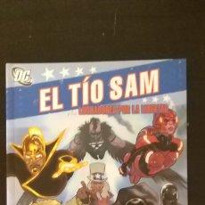 Cómics: EL TIO SAM Y LOS LUCHADORES DE LA LIBERTAD. PALMIOTTI GRAY. Lote 243907095