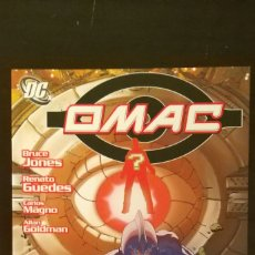Cómics: OMAC. JONES GUEDES. Lote 243907940