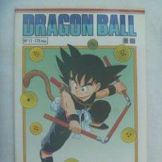 Cómics: DRAGON BALL , DE AKIRA TORIYAMA , Nº 11. Lote 243933170