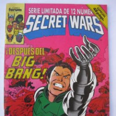 Cómics: SECRET WARS - Nº 12 - FORUM - PLANETA DE AGOSTINI - AÑO 1992.. Lote 243967105
