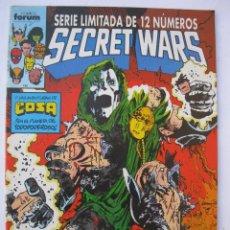 Cómics: SECRET WARS - Nº 10 - FORUM - PLANETA DE AGOSTINI - AÑO 1992.. Lote 243967555