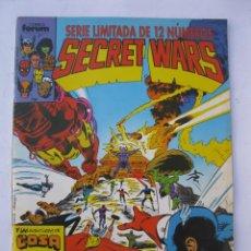 Cómics: SECRET WARS - Nº 9 - FORUM - PLANETA DE AGOSTINI - AÑO 1992.. Lote 243967945
