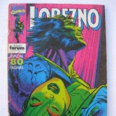 Cómics: LOBEZNO - Nº 50 - MARVEL COMICS - FORUM - PLANETA DE AGOSTINI - AÑO 1993.. Lote 243970870