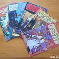 Cómics: THE LEAGUE OF EXTRAORDINARY GENTLEMEN VOLUMEN DOS - COMPLETA - 6 NUMEROS - PLANETA (6N). Lote 244010145