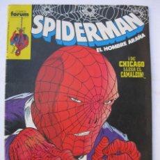 Cómics: SPIDERMAN - Nº 202 - FORUM - PLANETA DE AGOSTINI - AÑO 1990.. Lote 244059160
