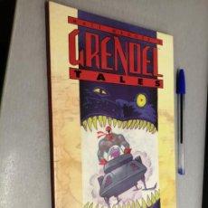 Comics : GRENDEL TALES: EL DIABLO ENTRE NOSOTROS / PAUL GRIST - STEVEN T. SEAGLE / PLANETA. Lote 244194395