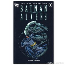 Cómics: BATMAN CONTRA ALIENS. Lote 244479805