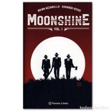 Cómics: MOONSHINE VOL. 1. Lote 244482905