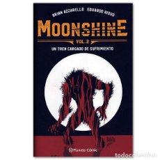 Cómics: MOONSHINE VOL. 2. Lote 244484955