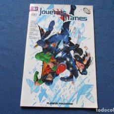Cómics: DC COMICS - JÓVENES TITANES N.º 17 VOLUMEN 1 PLANETA DE GEOFF JOHNS. Lote 244488430