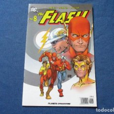 Cómics: DC COMICS - THE FLASH N.º 8 VOLUMEN 1 PLANETA DE GEOFF JOHNS. Lote 244491680