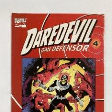 Cómics: DAREDEVIL. DAN DEFENSOR. Nº 4 - EN LAS GARRAS DE KINGPIN. PLANETA DEAGOSTINI. MARVEL COMICS. Lote 244519290