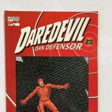 Cómics: DAREDEVIL. DAN DEFENSOR. Nº 20 - EL PRECIO. PLANETA DEAGOSTINI. MARVEL COMICS. Lote 244520140