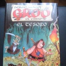 Cómics: GROO. EL TESORO.. Lote 244532300