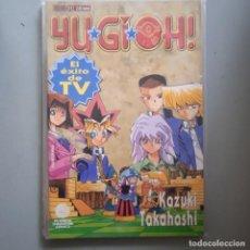 Cómics: YU-GI-OH! 21-PLANETA. Lote 244540220