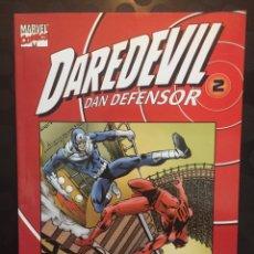 Cómics: DAREDEVIL DAN DEFENSOR COLECCIONABLE N.2 MARCADO POR LA MUERTE ( 2003 ).. Lote 244543520