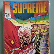 Cómics: SUPREME 2. Lote 244547900