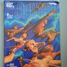 Cómics: JUSTICIA 1-PLANETA. Lote 244580225
