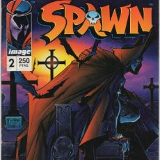 Cómics: SPAWN VOL. 1 Nº 2 - PLANETA. Lote 244581770