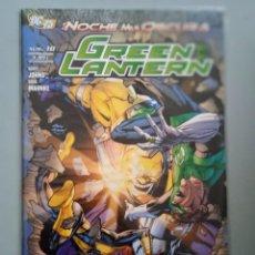 Cómics: GREEN LANTERN 10-PLANETA. Lote 244582565