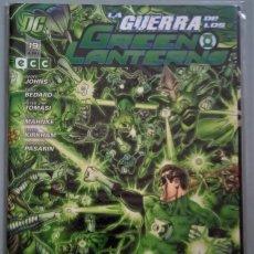 Cómics: LA GUERRA DE LOS GREEN LANTERN 19. Lote 244586745