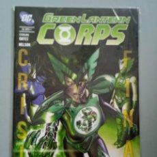 Cómics: GREEN LANTERN CORPS CRISIS FINAL: ALPHA LANTERN / STERLING GATES - NELSON / DC - PLANETA-PLANETA. Lote 244588070