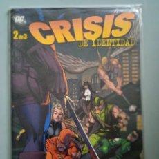 Cómics: CRISIS DE IDENTIDAD 2-PLANETA. Lote 244589750