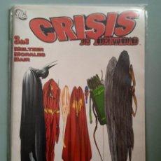 Cómics: CRISIS DE IDENTIDAD 3-PLANETA. Lote 244589905