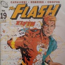 Cómics: THE FLASH 19-ULTIMO NUMERO DE LA COLECCION-PLANETA. Lote 244591280