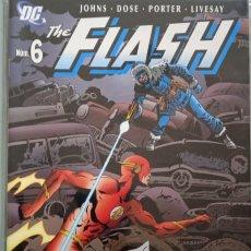 Cómics: THE FLASH 6-PLANETA. Lote 244592210