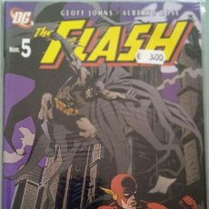 Cómics: THE FLASH 5-PLANETA. Lote 244592375