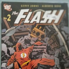 Cómics: THE FLASH 2-PLANETA. Lote 244592425