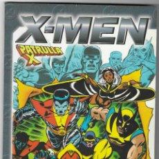 Cómics: X-MEN -- LA PATRULLA X -- Nº1 SEGUNDA GÉNESIS. Lote 244610460