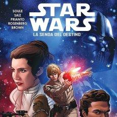 Cómics: STAR WARS VOL. 3 TOMO # 01 LA SENDA DEL DESTINO. Lote 244939295