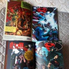 Cómics: SUPERMAN/BATMAN VOL. 1 - COLECCIÓN COMPLETA (18 NUMEROS) EN 2 TOMOS - PLANETA. Lote 245625885