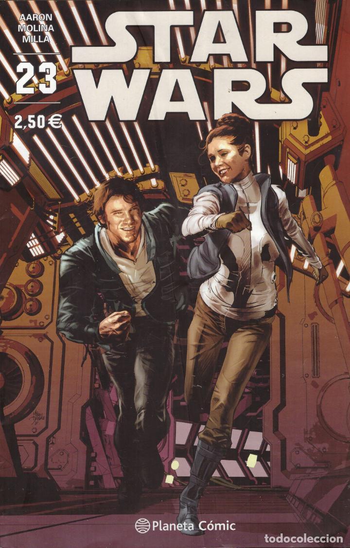 COMIC STAR WARS, Nº 23 - PLANETA COMIC (Tebeos y Comics - Planeta)