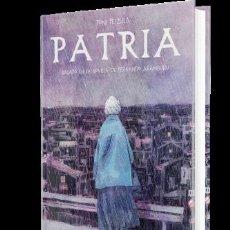 Cómics: PATRIA (BASADO EN LA NOVELA DE FERNANDO ARAMBURU) (TONI FEJZULA) PANINI - IMPECABLE - OFI15F. Lote 245951545