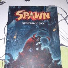 Cómics: SPAWN DESTRUCCIÓN. Lote 246145285