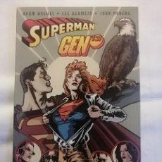Cómics: SUPERMAN GEN13. Lote 246309095